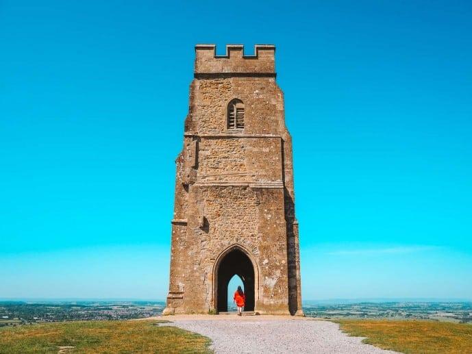 Glastonbury Tor | St Michaels Church Bell Tower