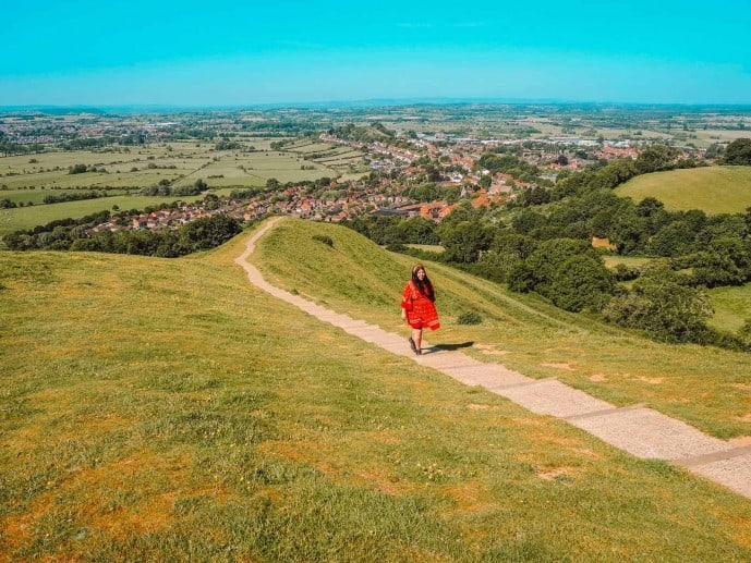 Glastonbury Tor Walk