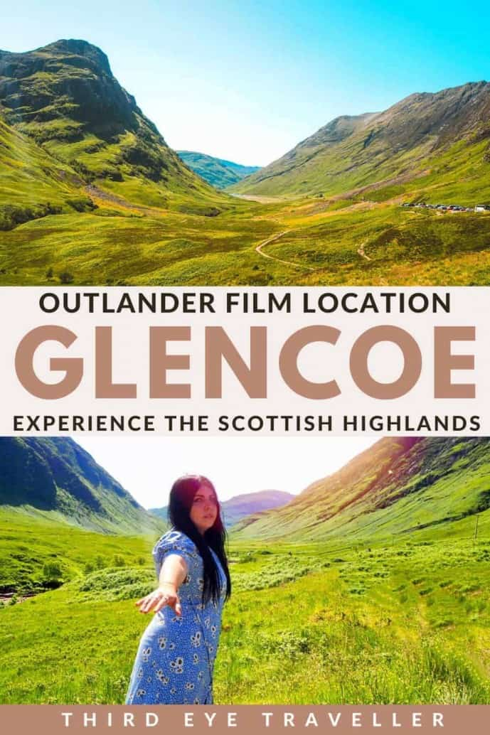 Glencoe Outlander location