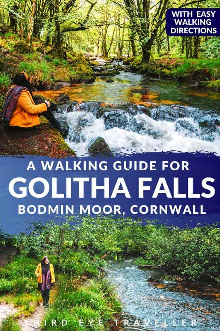 Golitha Falls Bodmin Moor