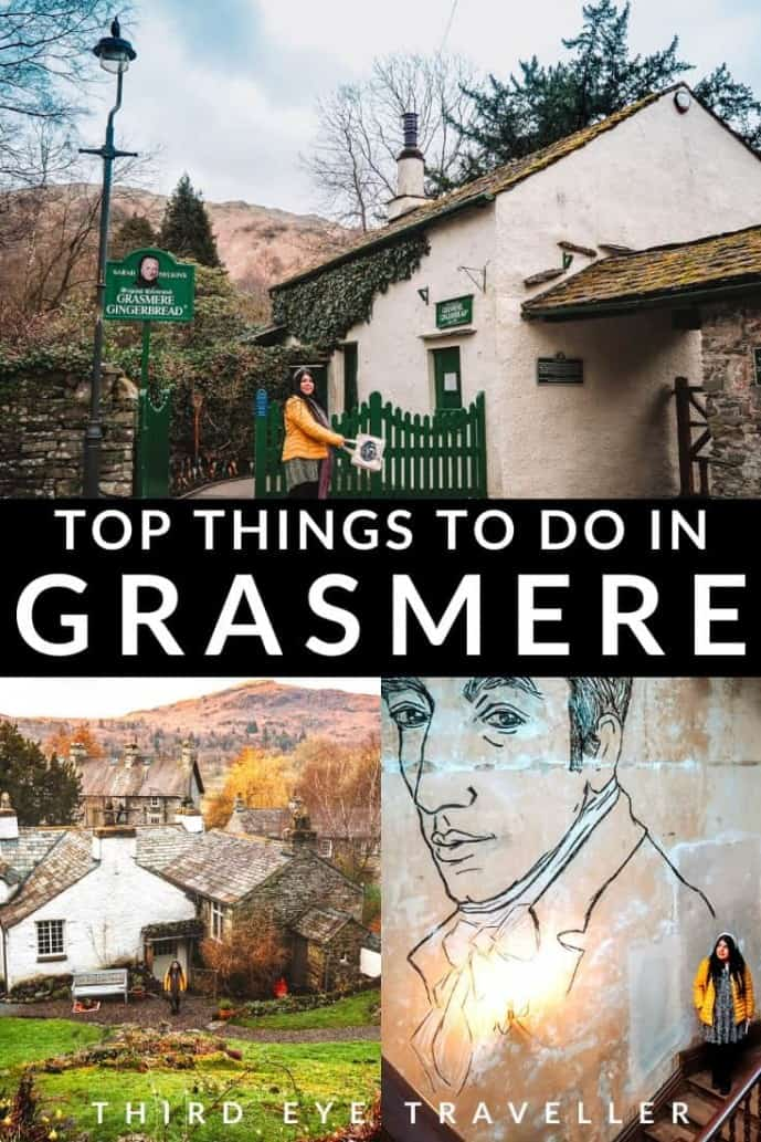 Things to do in Grasmere Village Lake District