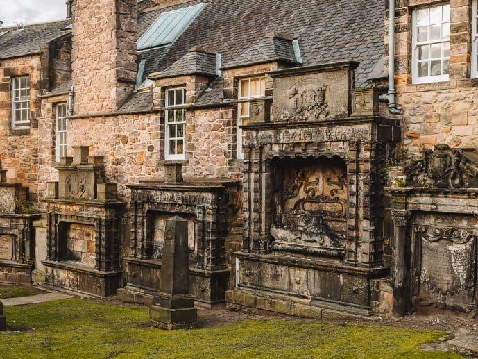 Greyfriars Kirkyard History