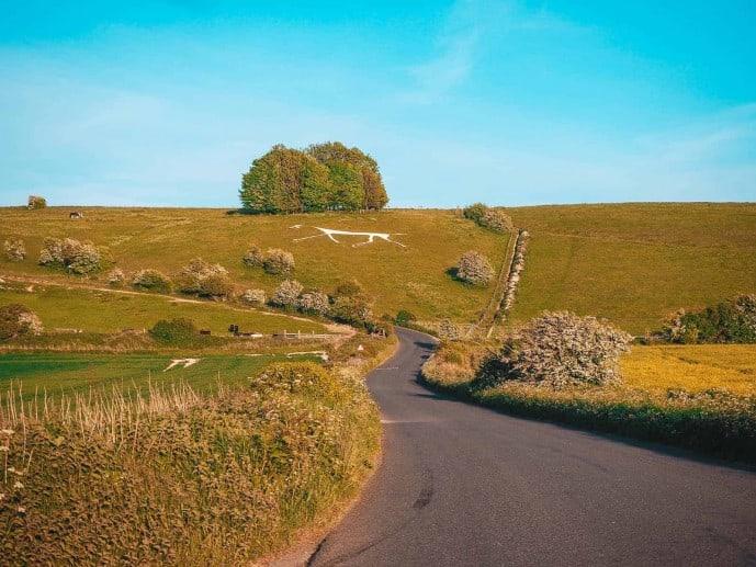 Hackpen Hill Wiltshire
