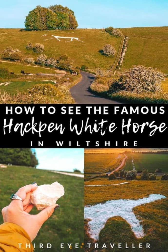 Hackpen Hill Wiltshire | Hackpen White Horse