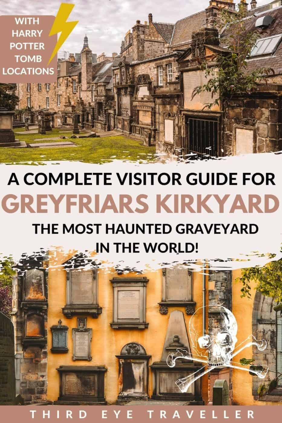 Greyfriars Kirkyard Guide