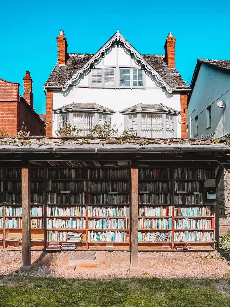 Best bookshops in Hay-on-Wye