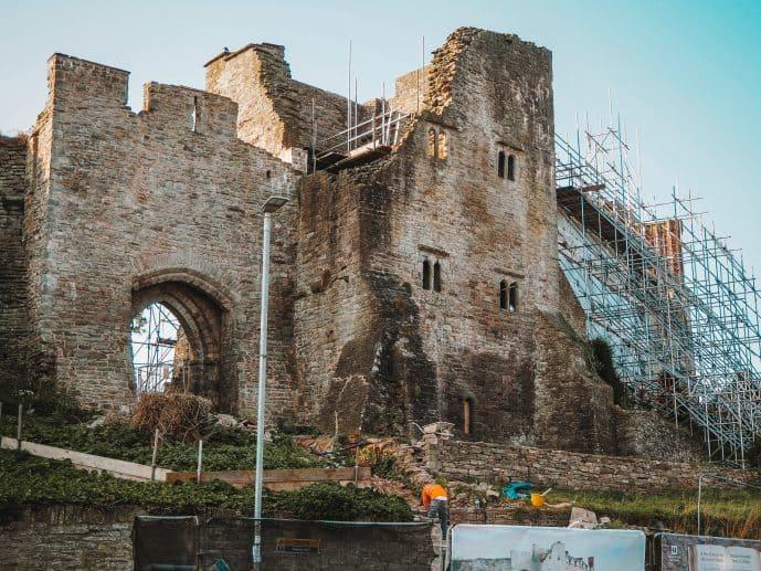 Hay Castle Construction Renovation Project