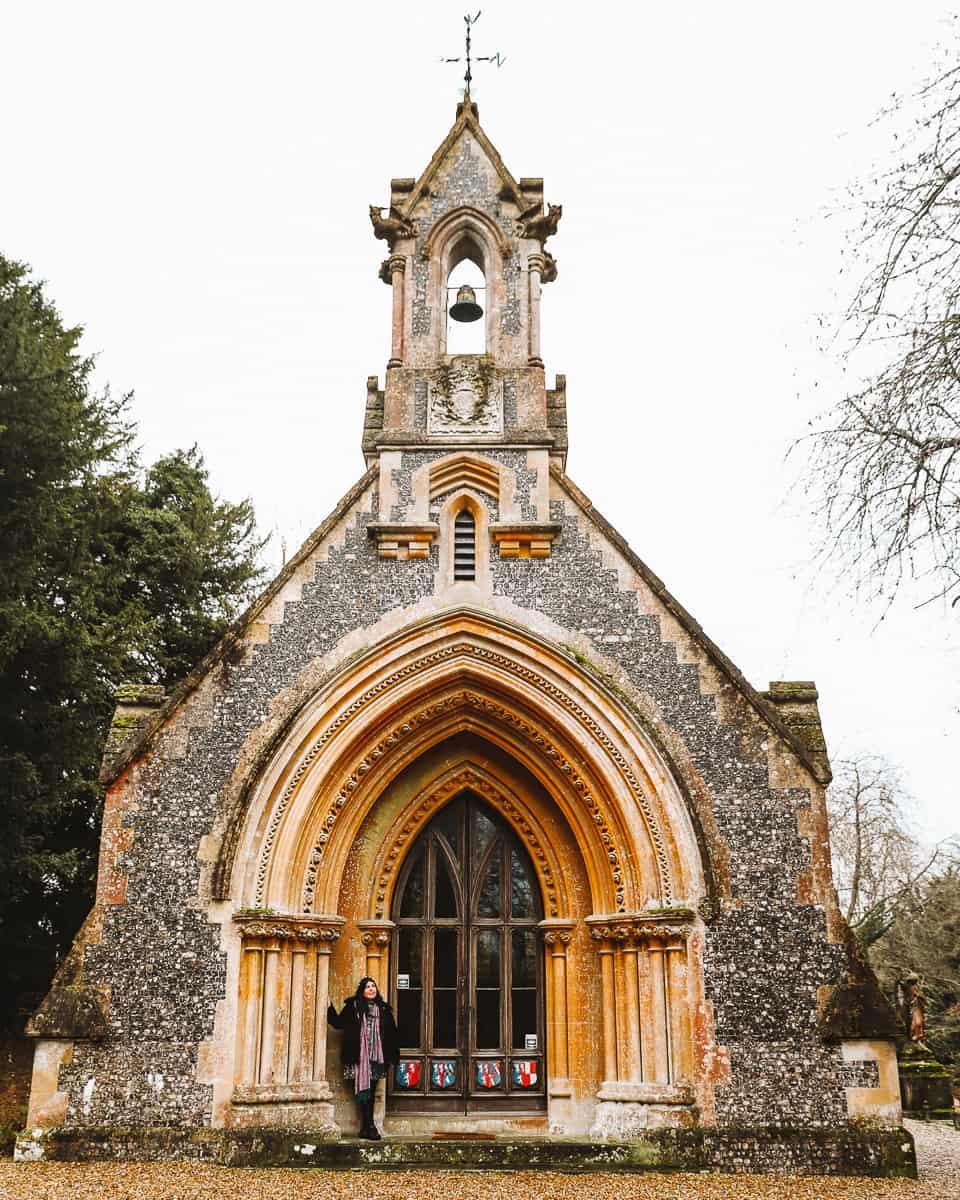 Highclere Castle Chapel