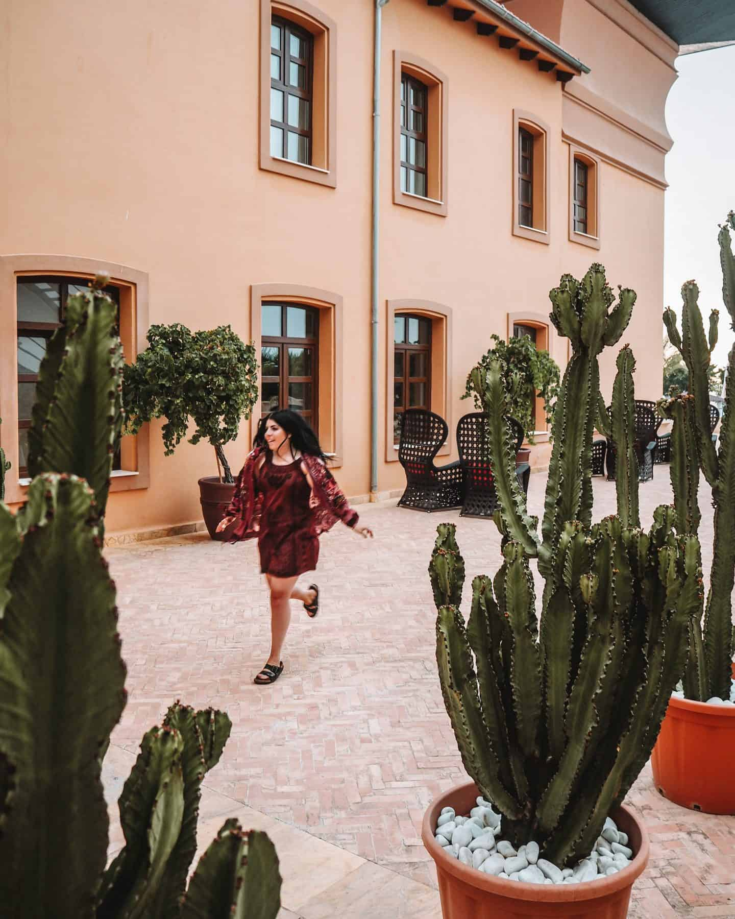 alegria palacio mojacar review