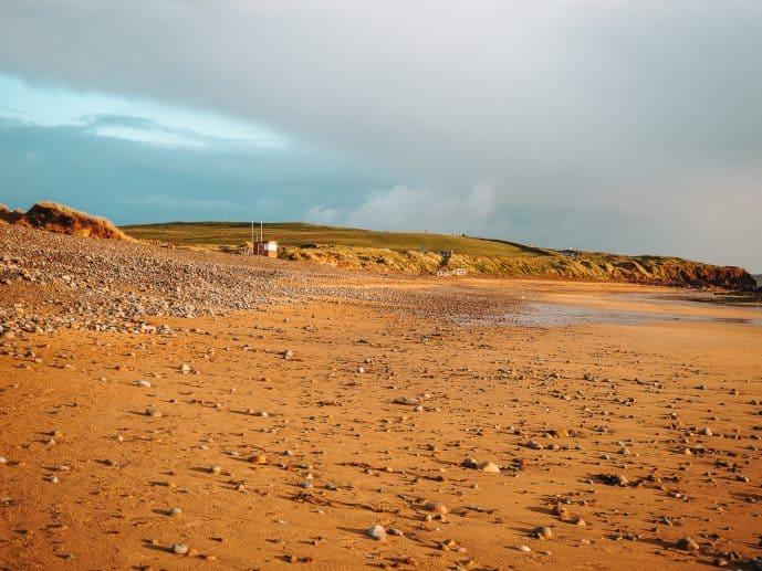 Freshwater West Beach Wales