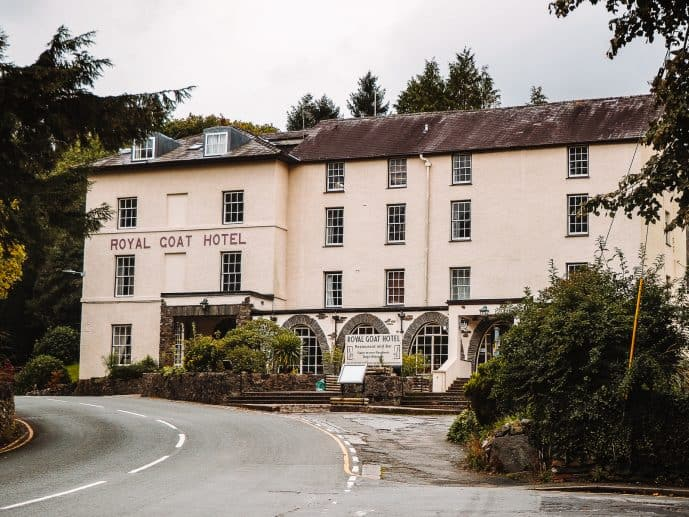 The Royal Goat Hotel, Beddgelert