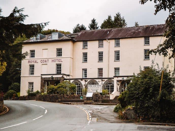 The Royal Goat Hotel, Beddgelert
