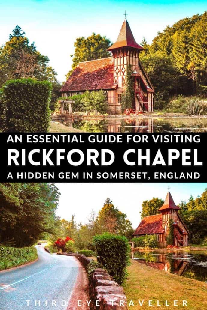 How to visit Rickford Chapel
