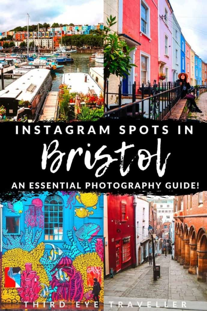 Instagrammable Places in Bristol