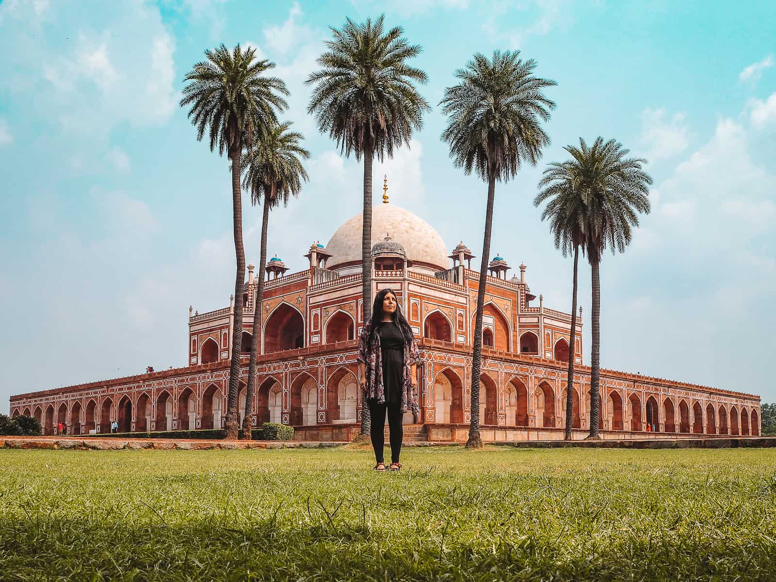 Humayun's Tomb | Instagrammable Places in Delhi Photography India |