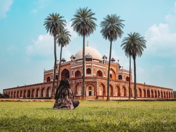 Humayuns Tomb Delhi Photography