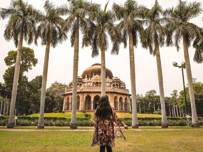 Lodhi Gardens | Instagram spots in Delhi