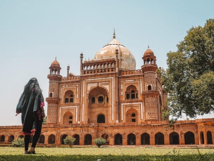 Safdarjung Tomb Dehli India