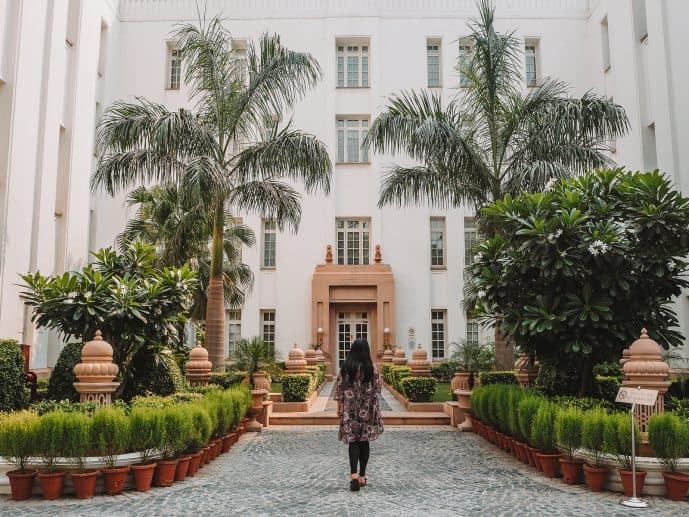 The Imperial New Delhi Gardens