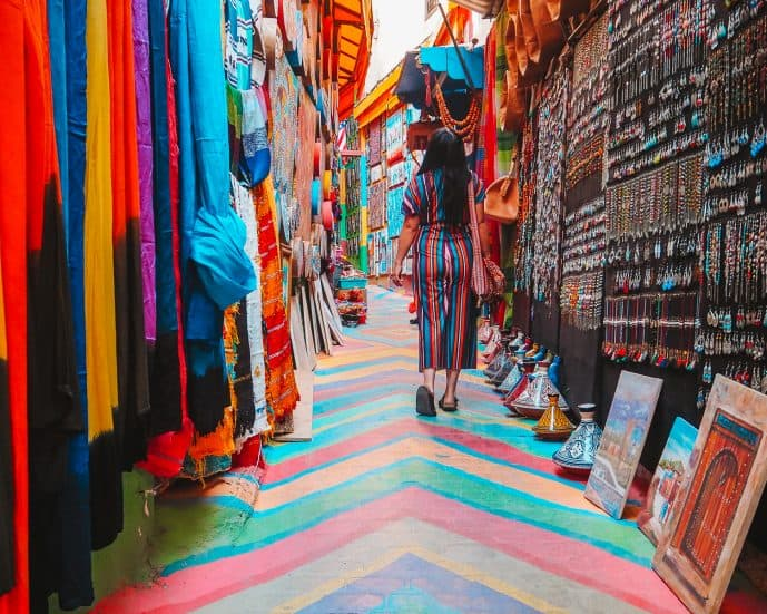 Instagrammable places in Fes Photography Morocco