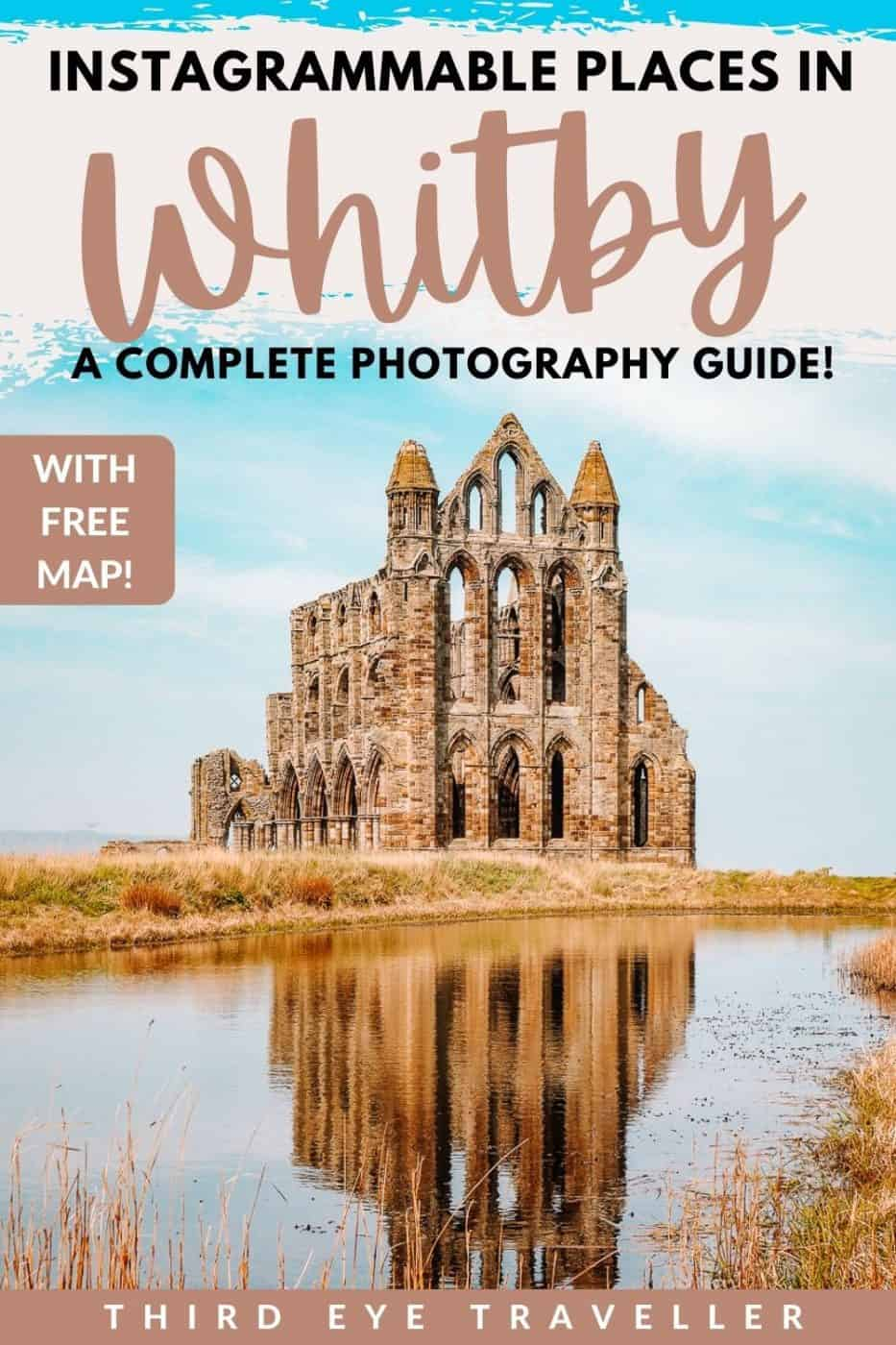 Instagrammable places in Whitby photography guide