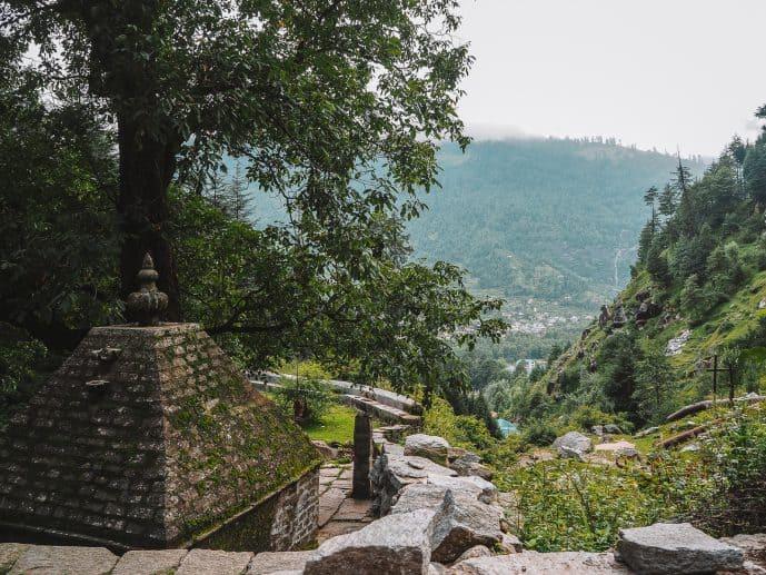 Jogini Falls Trek Temple Jogini Mata Temple