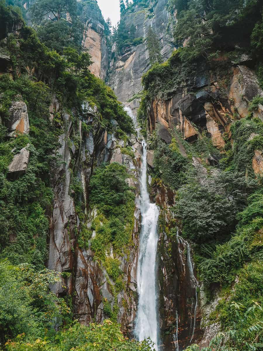 Jogini Waterfall Vashisht Manali