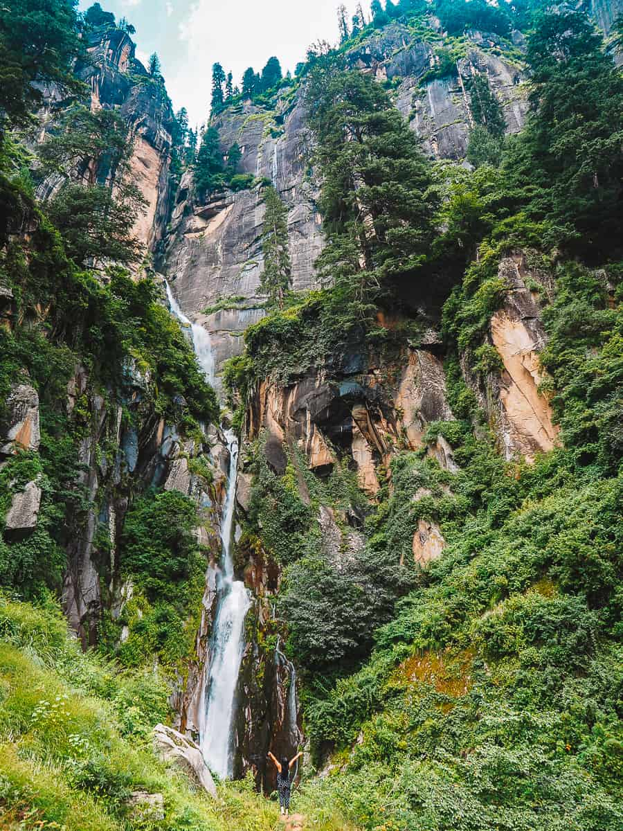 Jogini Falls Vashisht Manali
