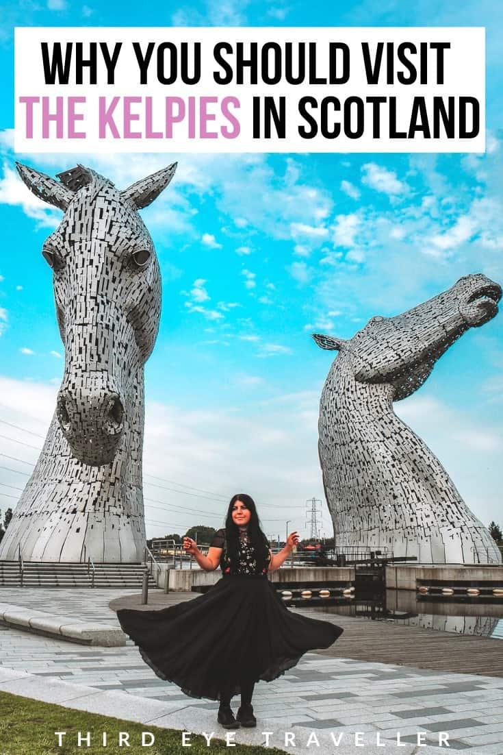 Visit The Kelpies Scotland