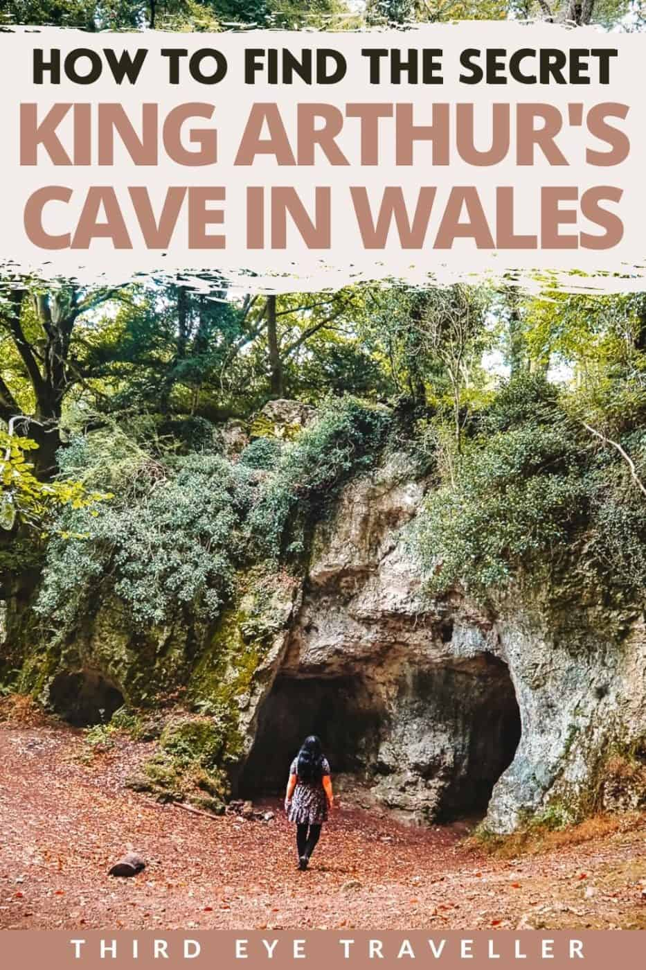 How to Find King Arthur's Cave wales