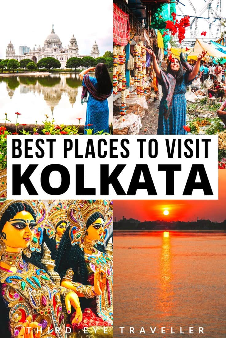 Best places to visit in Kolkata | things to do in Kolkata travel guide