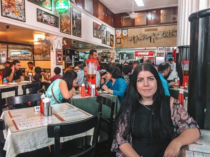 Shantaram Leopold Cafe Mumbai