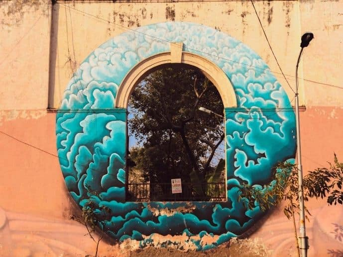 Lodhi Art Colony Delhi Street Art