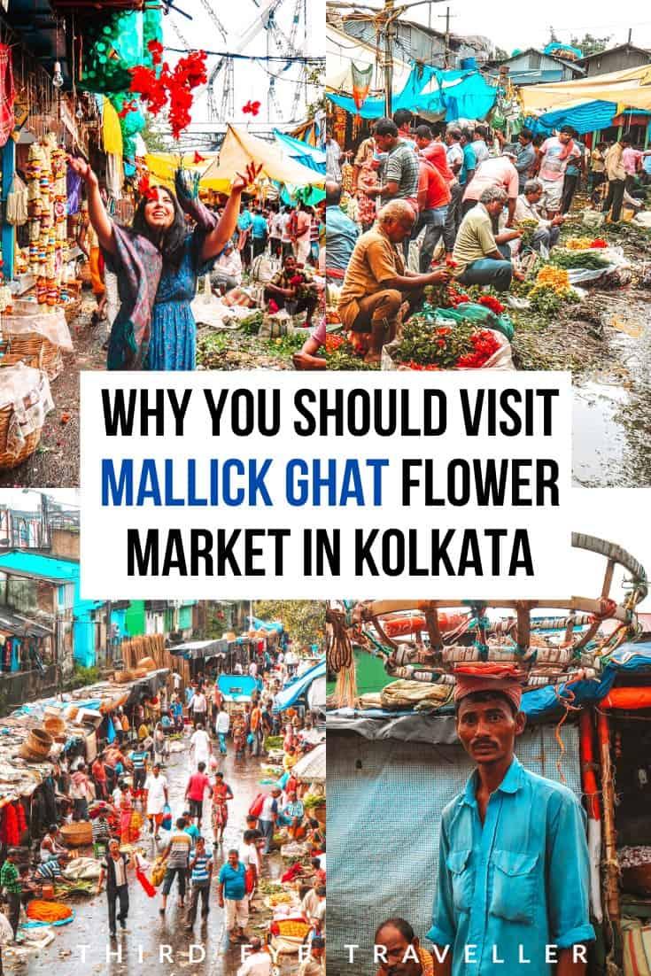 Why visit Mullick Ghat Flower Market?