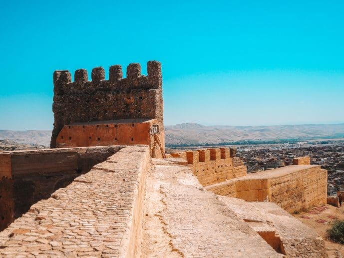 Fes City Walls