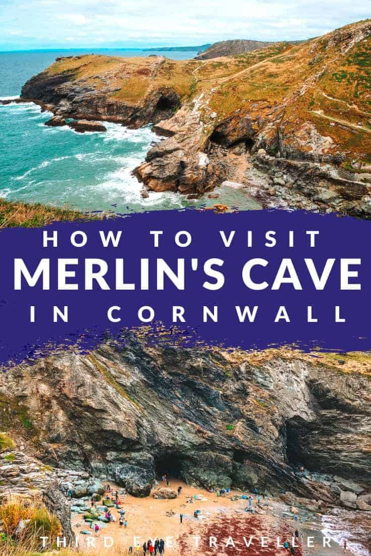 Merlin's Cave Tintagel | Visit Merlin's Cave for free