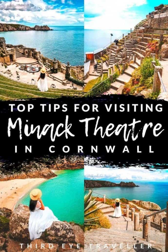Minack Theatre Cornwall
