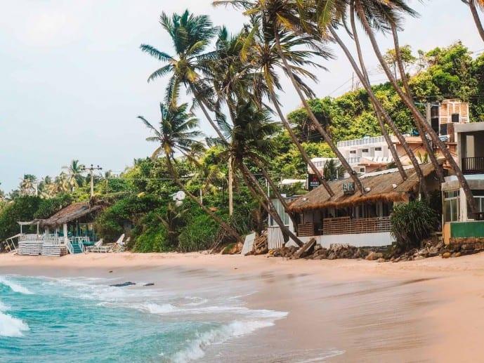 Mirissa Beach Bar