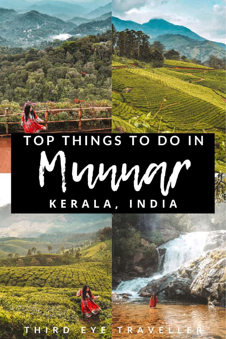 Things to do in Munnar | Tourist Places in Munnar | Places to visit in Munnar