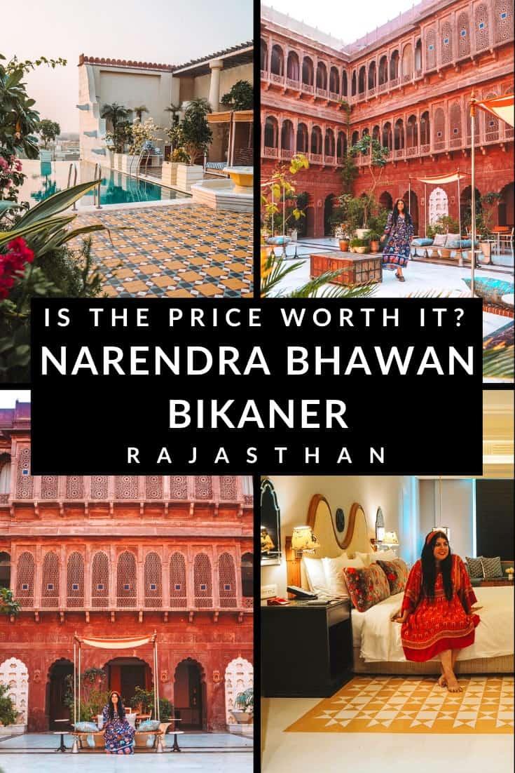 Narendra Bhawan Bikaner Review Best Hotel in Bikaner
