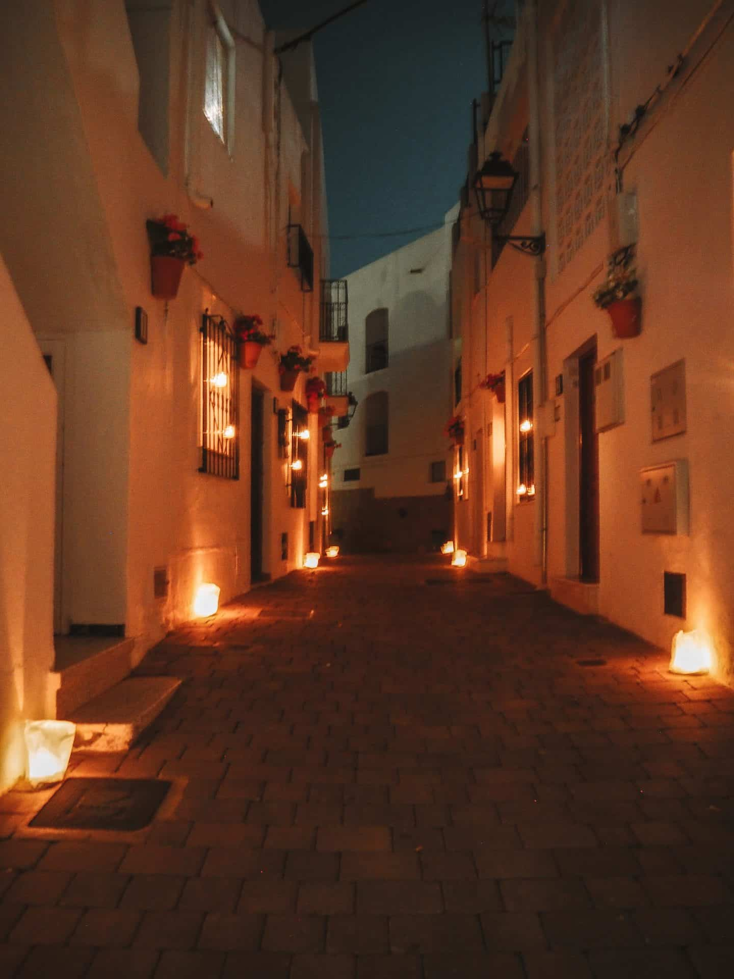 tips noche de la velas mojacar