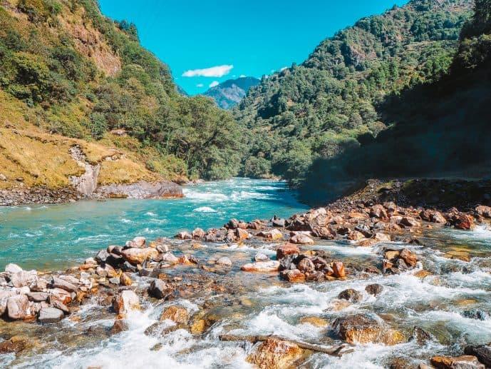Nuranang Falls Jang Valley