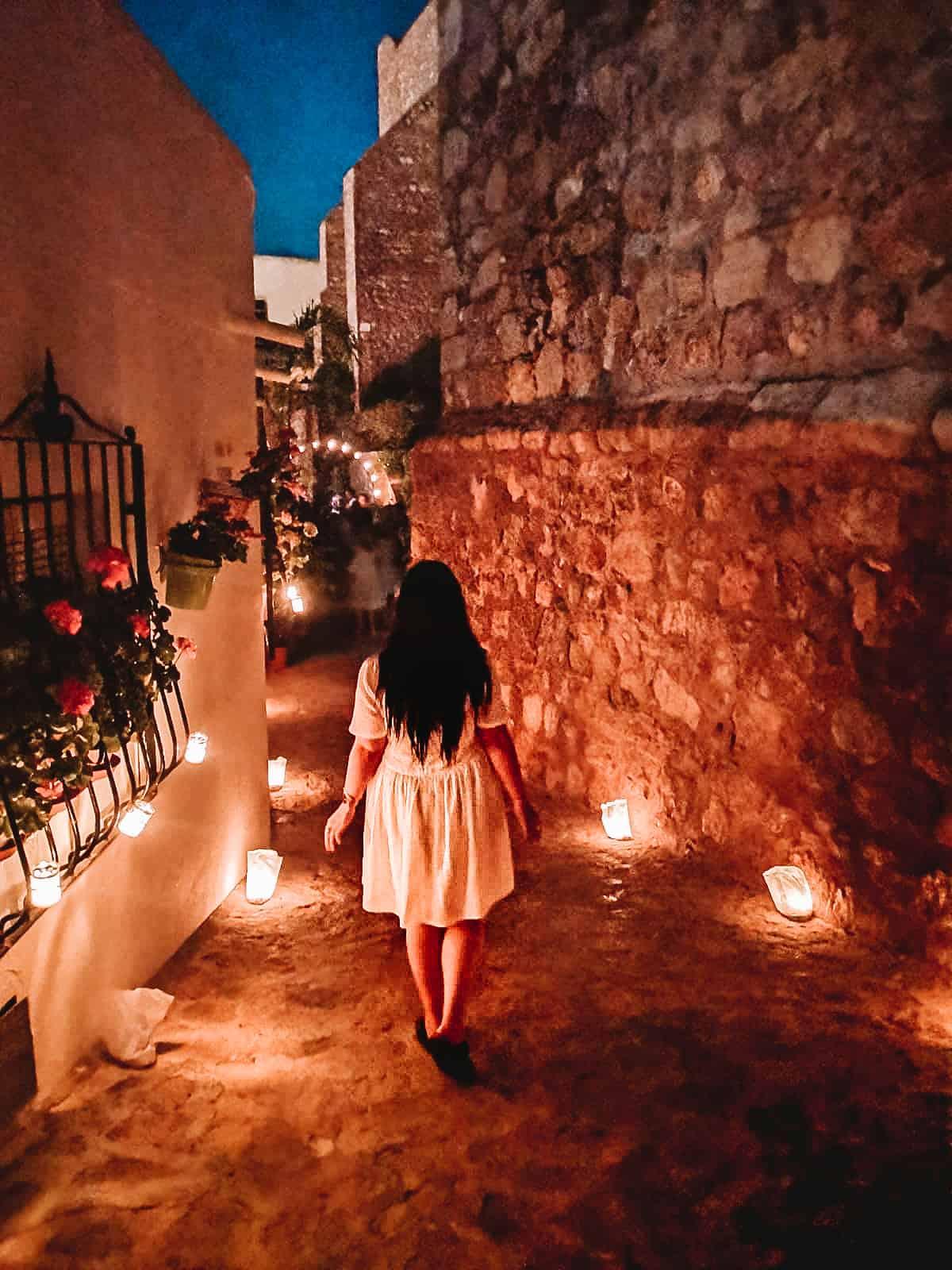 noche de la velas mojácar tips