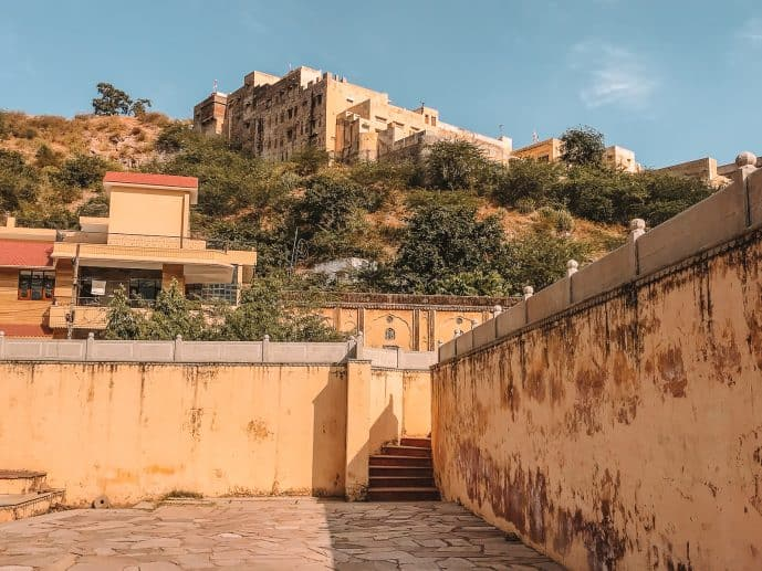 Panna Meena Ka Kund location in Jaipur