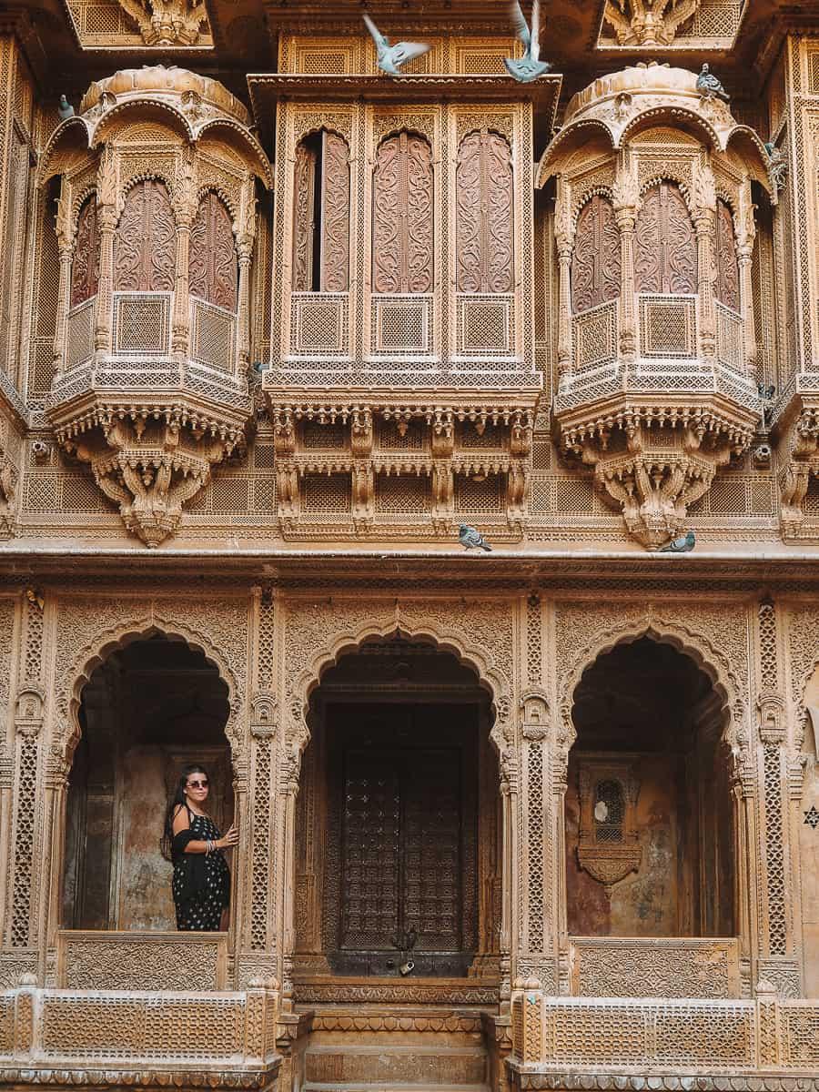 Patwon Ki Haveli Patwa Haveli Jaisalmer
