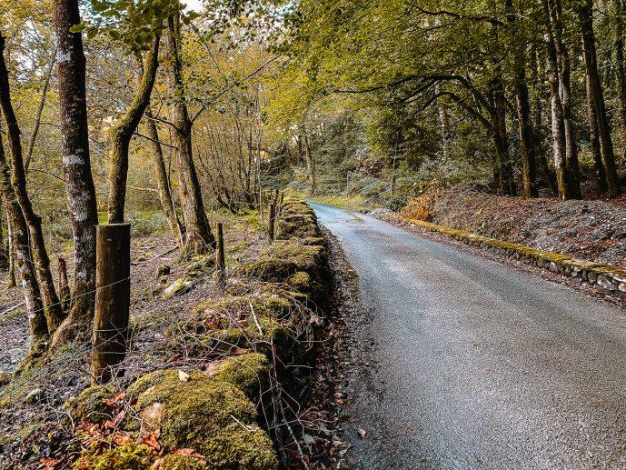 Penmachno Village Snowdonia Wales