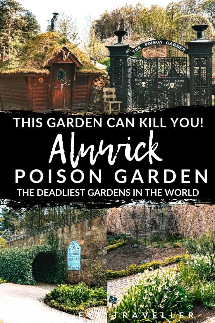 Alnwick Poison Garden 7 Warnings Before You Visit The World S Deadliest Gardens