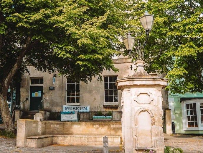 Portwell Bench Faringdon