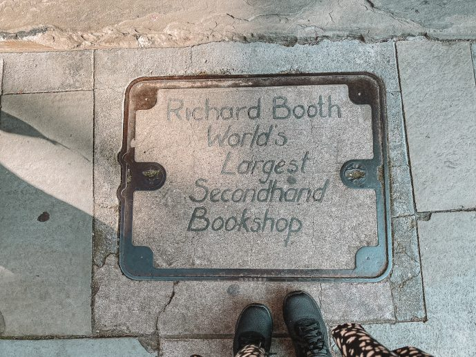 Richard Booth's Bookshop World's Largest Second Hand Bookshop Hay-on-Wye
