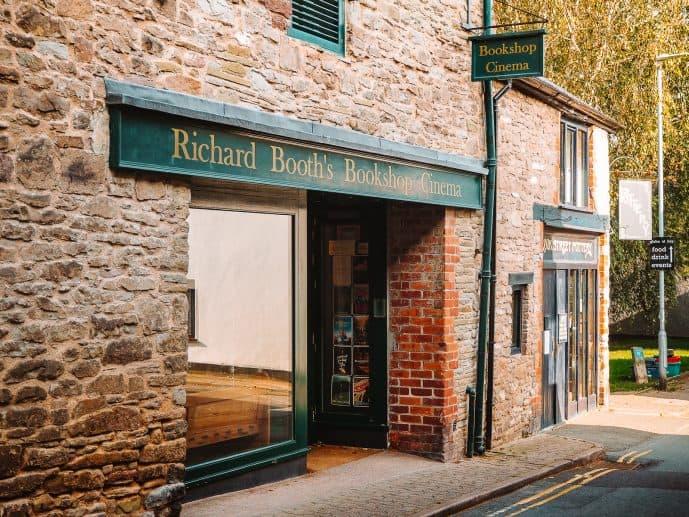 Richard Booth's Bookshop Cinema